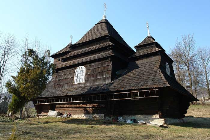Церковь Святого Архангела Михаила, Ужок