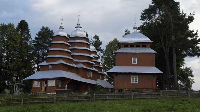 Церковь Собора Пресвятой Богородицы, Матков