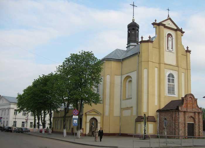 Церковь Святого Иосафата